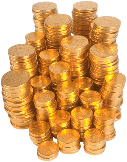 Business gold coins 1 1 - Bonds